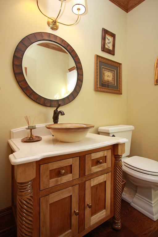 Bathroom remodeling sj anderson construction for Bath remodel mn