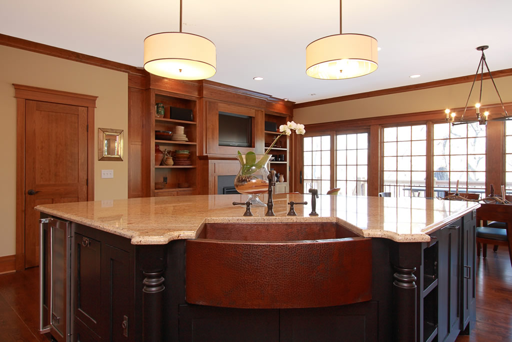 Kitchen Remodeling - SJ Anderson Construction